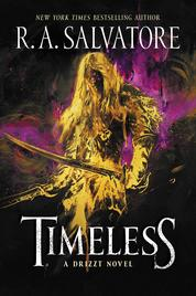 Timeless by R. A. Salvatore Cover