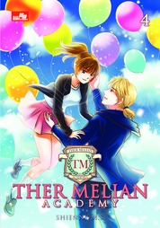 Ther Melian Academy 4 by Shienny M.S Cover