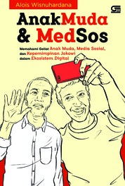 Cover Anak Muda & Medsos oleh Alois Wisnuhardana