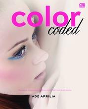 Color Coded by Ade Aprilia Cover