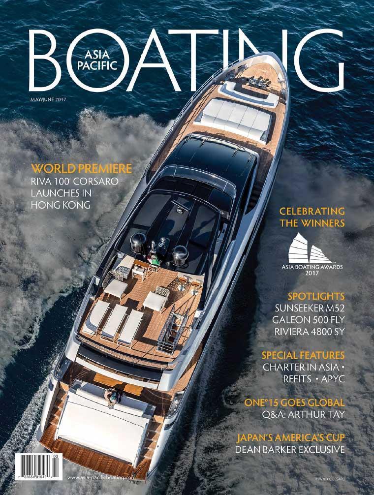 Majalah Digital ASIA PACIFIC BOATING Mei–Juni 2017