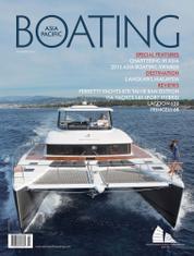 Cover Majalah ASIA PACIFIC BOATING Mei–Juni 2015