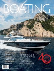 ASIA PACIFIC BOATING Magazine Cover March–April 2016