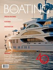 ASIA PACIFIC BOATING Magazine Cover May–June 2016