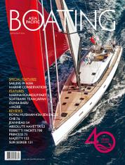 ASIA PACIFIC BOATING Magazine Cover July–August 2016