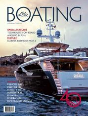 ASIA PACIFIC BOATING Magazine Cover September–October 2016