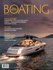 ASIA PACIFIC BOATING Magazine Cover January–February 2017