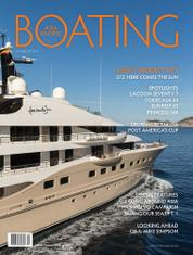 ASIA PACIFIC BOATING Magazine Cover July–August 2017