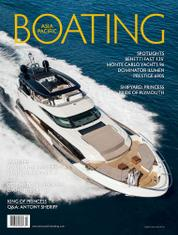 ASIA PACIFIC BOATING Magazine Cover September–October 2017