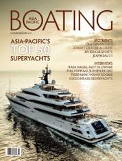 ASIA PACIFIC BOATING Magazine Cover November–December 2017
