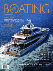 ASIA PACIFIC BOATING Magazine Cover January-February 2019