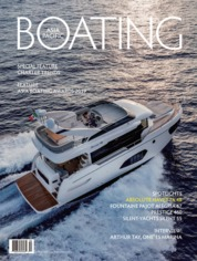 ASIA PACIFIC BOATING Magazine Cover May-June 2019