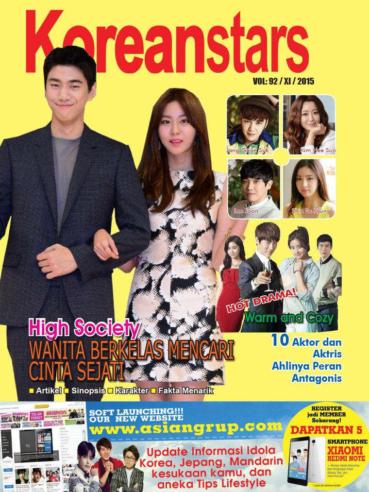 KoreanStars Digital Magazine ED 92 2015