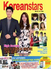 KoreanStars Magazine Cover ED 92 2015