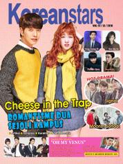 KoreanStars Magazine Cover ED 97 April 2016