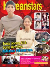 KoreanStars Magazine Cover ED 98 May 2016