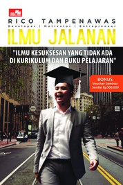 Ilmu Jalanan by Rico Tampenawas Cover