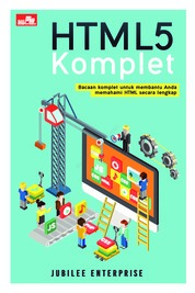 HTML5 Komplet by Jubilee Enterprise Cover