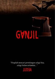 Ganjil by Judea Cover