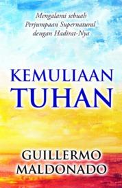 Cover Kemuliaan Tuhan oleh Guillermo Maldonado