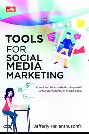 Tools for Social Media Marketing by Jefferly Helianthusonfri Cover
