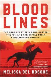 Cover Bloodlines oleh Melissa del Bosque
