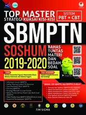 Cover Top Master SBMPTN SOSHUM 2019 - 2020 oleh Tim Sigma