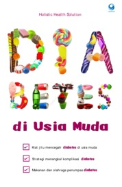 Diabetes di Usia Muda by Holistic Health Solution Cover