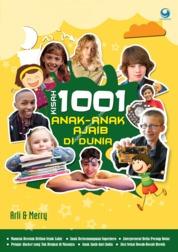 KISAH 1001 Anak-Anak Ajaib di Dunia by Arli & Merry Cover