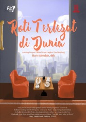 Cover Roti Terlezat di Dunia oleh Haris Abdullah