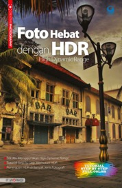 Creative Photography: Foto Hebat dengan HDR by IT WORKS! Cover