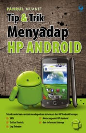Cover Tip & Trik Menyadap HP Android oleh Fahrul Muanif