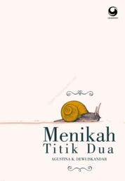 Cover Menikah Titik Dua oleh Agustina K. Dewi Iskandar