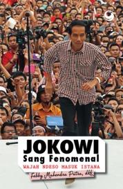 Cover Jokowi Sang Fenomenal oleh Febby Mahendra Putra, dkk