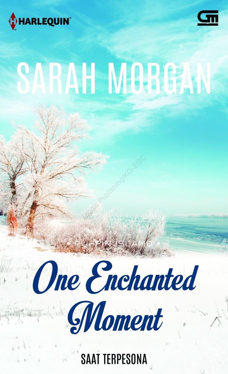 Buku Digital Harlequin: Saat Terpesona (One Enchanted Moment) oleh Sarah Morgan