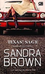 Keselamatan Cinta (Texas! Sage) by Sandra Brown Cover