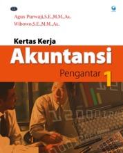 Cover Praktikum Akuntansi Pengantar I oleh Agus Purwaji,S.E.,M.M.,Ak., Wibowo,S.E.,M.M.,Ak.