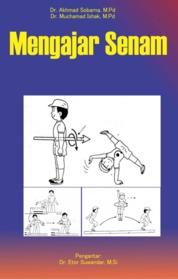 Cover Mengajar Senam oleh Dr. Akhmad Sobarna, M.Pd