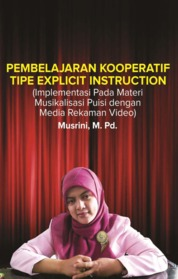 Cover PEMBELAJARAN KOOPERATIF oleh MUSRINI, M.Pd.