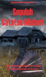 Cover Sepuluh Catatan Misteri oleh Adi Nusa