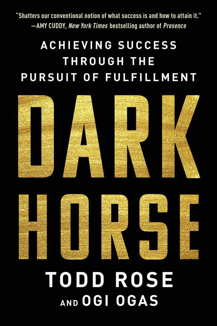 Buku Digital Dark Horse oleh Todd Rose