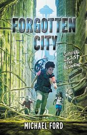 Cover Forgotten City oleh Michael Ford