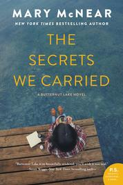 Cover The Secrets We Carried oleh Mary McNear