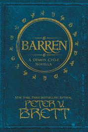 Cover Barren oleh Peter V. Brett