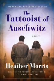 Cover The Tattooist of Auschwitz oleh Heather Morris