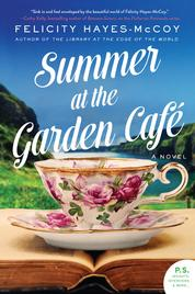 Cover Summer at the Garden Cafe oleh Felicity Hayes-McCoy