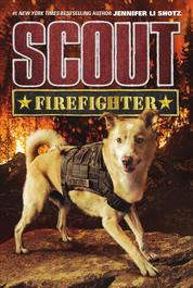 Cover Scout: Firefighter oleh Jennifer Li Shotz