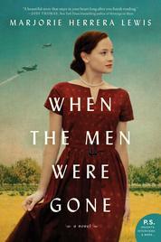 Cover When the Men Were Gone oleh Marjorie Herrera Lewis