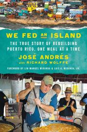 Cover We Fed an Island oleh Jose Andres