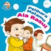 Cover Pelihara Matamu ala Rasul oleh Herlina Sitorus